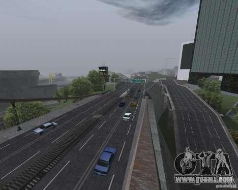 New roads for GTA San Andreas third screenshot