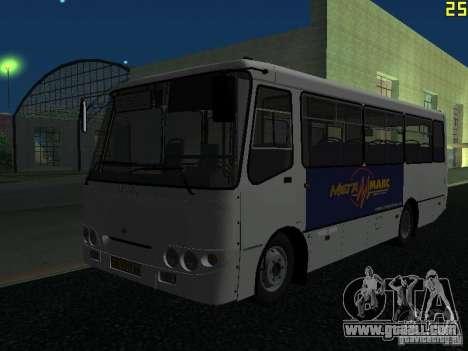Bogdan A09202 v2 for GTA San Andreas