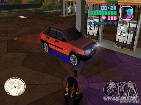 VAZ 2109 Samara for GTA Vice City