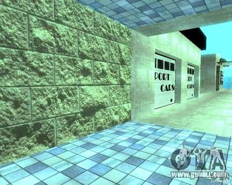 HD Motor Show for GTA San Andreas seventh screenshot
