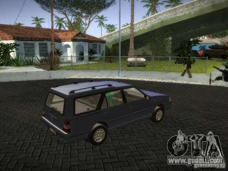 Daewoo FSO Polonez Kombi 1.6 2000 for GTA San Andreas right view
