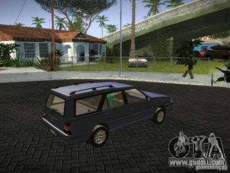 Daewoo FSO Polonez Kombi 1.6 2000 for GTA San Andreas right view