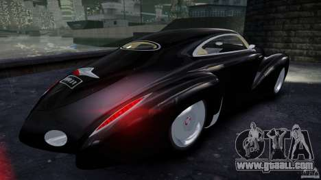 Holden Efijy Concept for GTA 4 left view