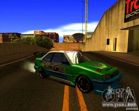 GTA VI Futo GT custom for GTA San Andreas side view