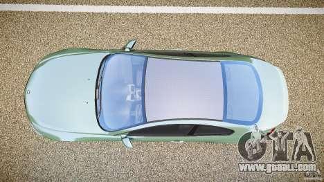 BMW M6 v1.0 for GTA 4 back view