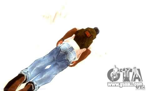 Zatyazhnoj pryzhok 2.0 + Long dive for GTA San Andreas forth screenshot