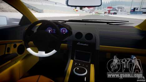 Lamborghini Reventon v2 for GTA 4 right view
