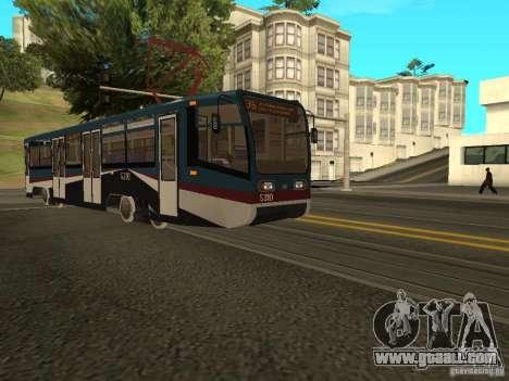 The NEW Tramway for GTA San Andreas third screenshot