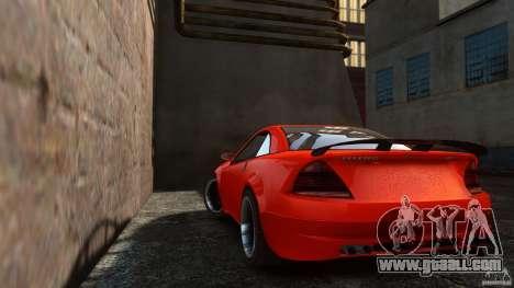 Feltzer DriftTec for GTA 4 left view