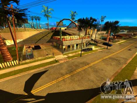Mod Beber Cerveja V2 for GTA San Andreas second screenshot