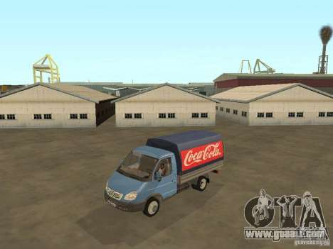 3302 Gazelle v.2.0 for GTA San Andreas