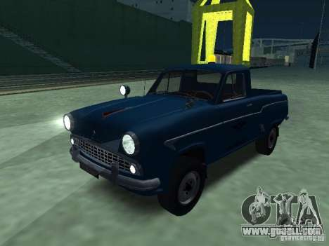 Moskvich 430 Pickup Aeroflot for GTA San Andreas
