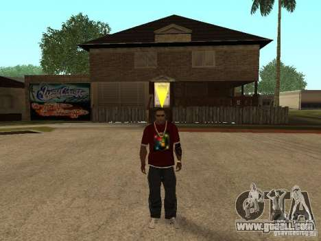 Mike Windows for GTA San Andreas fifth screenshot