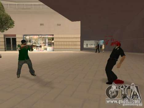 New Sweet for GTA San Andreas sixth screenshot