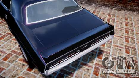 Dodge Challenger 1971 RT for GTA 4 wheels