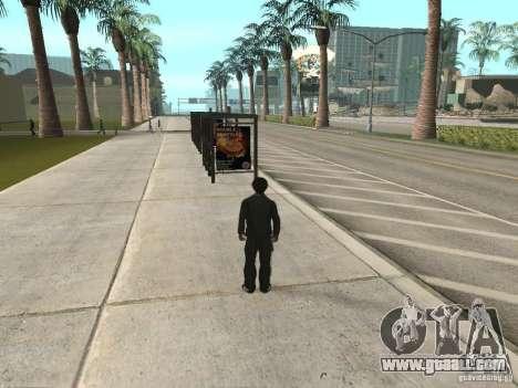 Bus line in Las Venturas for GTA San Andreas second screenshot