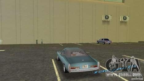 Esperanto HD for GTA Vice City left view