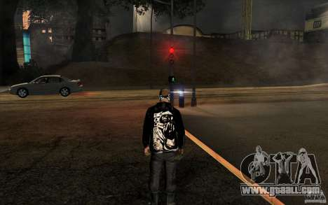 Lensflare 1.1 Final for GTA San Andreas forth screenshot