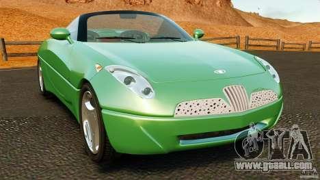 Daewoo Joyster Concept 1997 for GTA 4