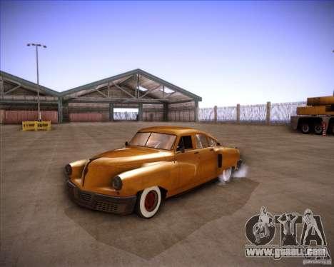 Walker Rocket for GTA San Andreas right view