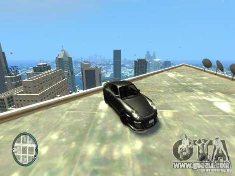 Ruf Rt 12 Final for GTA 4 left view
