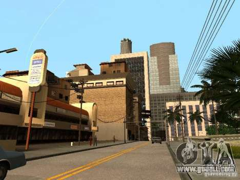 Maps for parkour for GTA San Andreas second screenshot