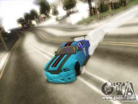 Handling Mod for SA: MP for GTA San Andreas