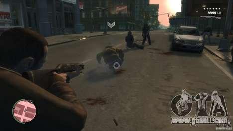 Contagium v1.2b for GTA 4 second screenshot