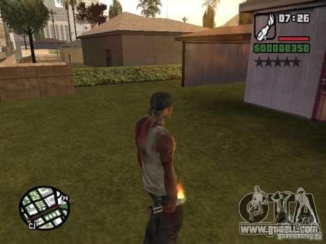 Markus young for GTA San Andreas twelth screenshot