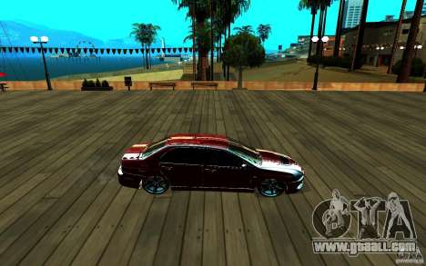 ENB for any computer for GTA San Andreas tenth screenshot