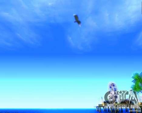 Global graphic modification for GTA San Andreas third screenshot
