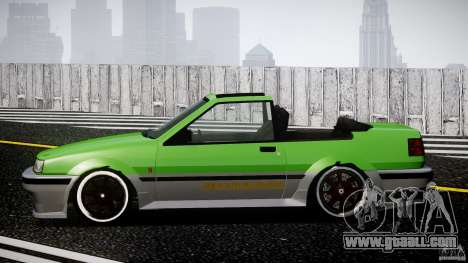 New Futo for GTA 4 left view