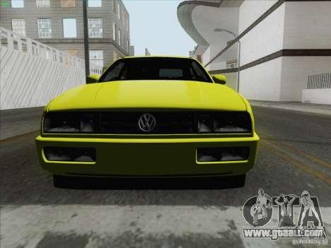 Volkswagen Corrado 1995 for GTA San Andreas right view