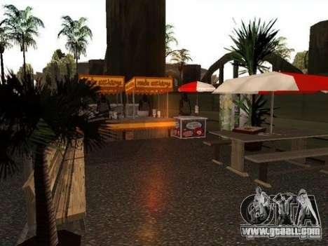 Nev Groove Street 1.0 for GTA San Andreas forth screenshot