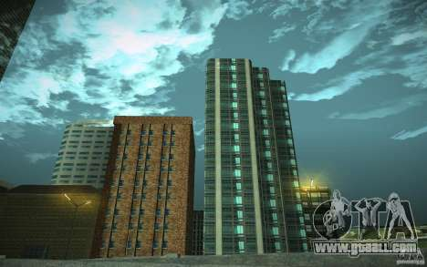 HD Skyscrapers for GTA San Andreas seventh screenshot