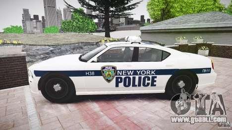 FIB Buffalo NYPD Police for GTA 4 inner view