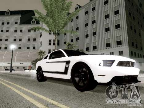 ENBSeries by Shake for GTA San Andreas forth screenshot