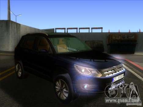 ENBSeries by Fallen v2.0 for GTA San Andreas sixth screenshot