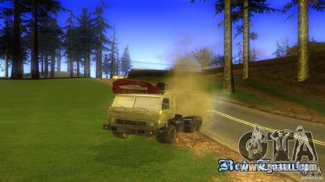 Kamaz for GTA San Andreas