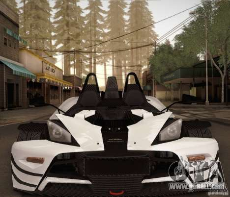 KTM-X-Bow for GTA San Andreas side view