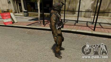 Phoenix Paratroopers for GTA 4 second screenshot