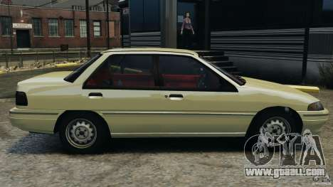 Mercury Tracer 1993 v1.1 for GTA 4 left view
