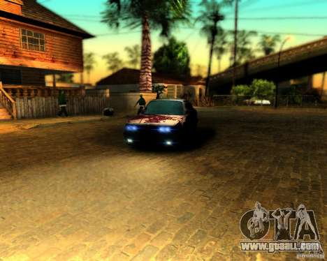 ENB For medium PC for GTA San Andreas third screenshot
