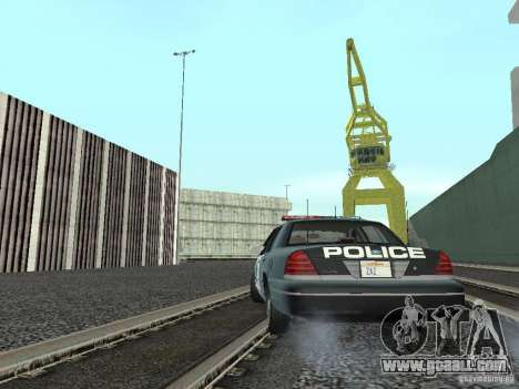 LowEND PCs ENB Config for GTA San Andreas seventh screenshot
