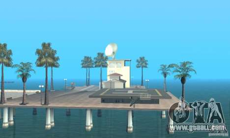 Dan Island v1.0 for GTA San Andreas
