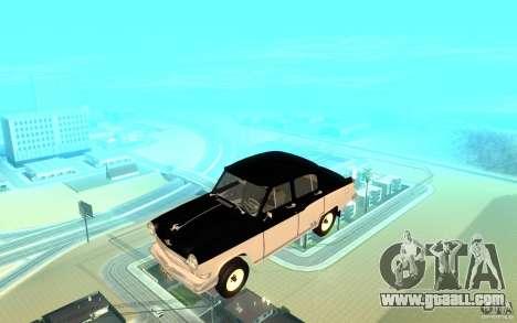 Black Lightning for GTA San Andreas eighth screenshot