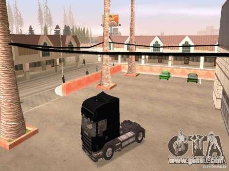 Scania 124L 420 for GTA San Andreas