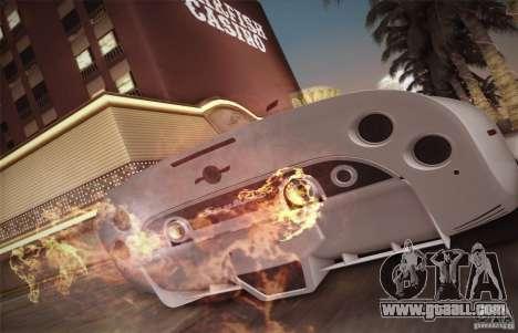 Spyker C8 Aileron for GTA San Andreas interior