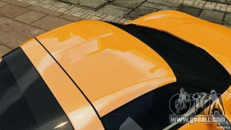 Chevrolet Corvette C6 Grand Sport 2010 for GTA 4