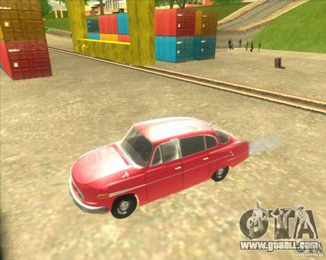 Tatra 603 for GTA San Andreas